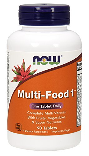 NOW Multi-Food 1,90 Tablets Review