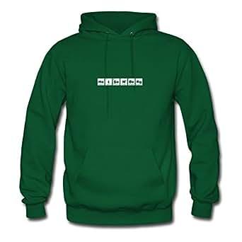 Heisenberg X-large Regular Women 100% Cotton Green Sweatshirts