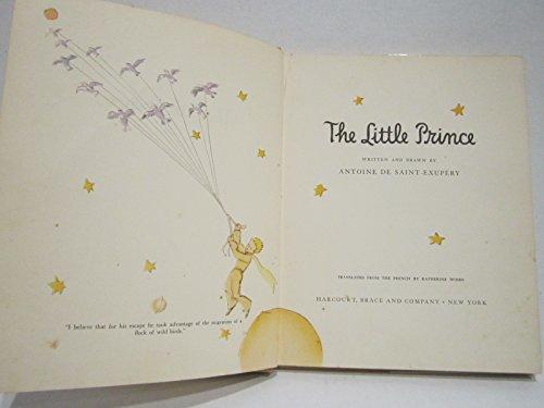 The Little Prince, Harcourt, Brace & Co.