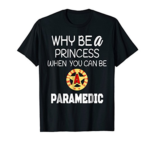 Why Be A Princess When You Can Be A Paramedic (Baby Paramedic Costume)