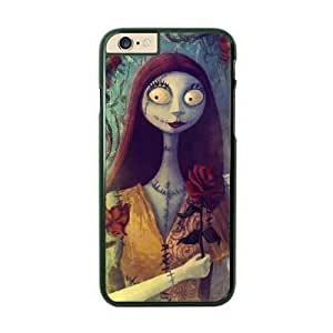 iPhone 6 Plus Black Cell Phone Case The Nightmare Before Christmas KVCZLW0215 Phone Case Cover Durable Personalized