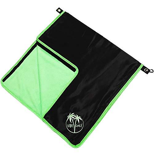 wet dry golf towel - 3