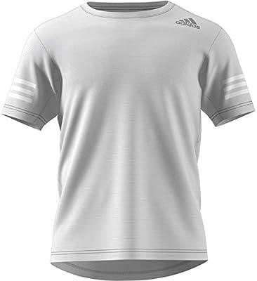 adidas FreeLift Climacool T Shirt Homme, White, FR : S