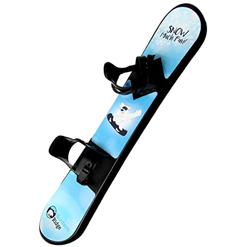 Lamar Snowboard Packages - Winter's Edge Snow Much Fun Kids Plastic Snowboard