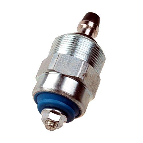 Friday Part 24V Diesel Fuel Shut-Off Solenoid Valve 79082108 for Cummins Bosch Fuel Pumps (Bosch Solenoid Valve)