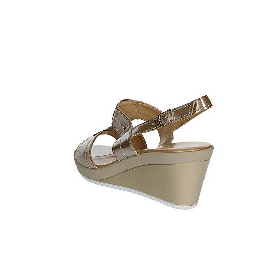 Taupe IO568 001 Soft Brown Cinzia Sandal Women V AvOw71q