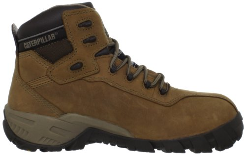 Boot Dark Beige Nitrogen Caterpillar Women's CT Work Waterproof q8H0fwXv