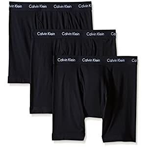 Calvin Klein Men's Cotton Stretch Multipack Boxer Briefs