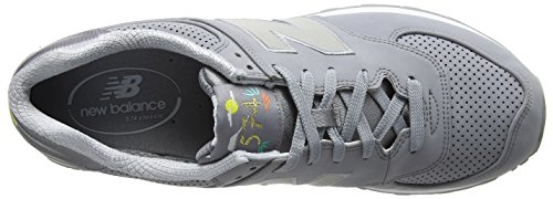 Balance Grey Gris 574 Baskets Homme New dpXHwX