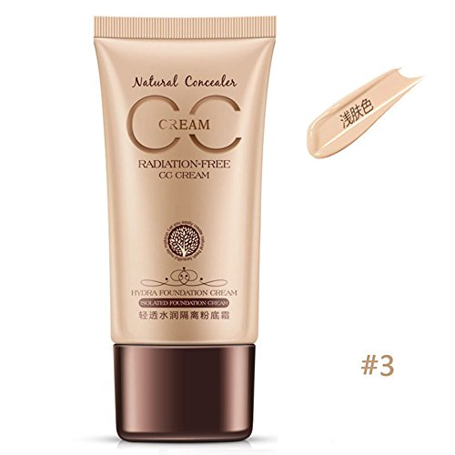 CC Cream BB Cream Foundation Primer Natural Moisturizing Nud