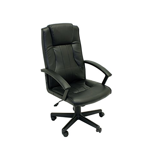 ALEKO® ALC1723BL High Back Office Chair Ergonomic Computer
