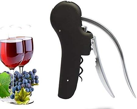 YOPU Sacacorchos de ala, sacacorchos de camareros, sacacorchos de palanca vertical, sacacorchos manuales de alta calidad, abridor de vino de sumilleres.