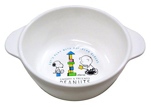 Osk Peanuts Snoopy stoviglie 5item set (Cup, cucchiaio e forchetta; 3tipo di piatti)