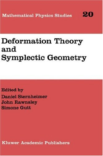 Deformation Theory and Symplectic Geometry (Mathematical Physics Studies)