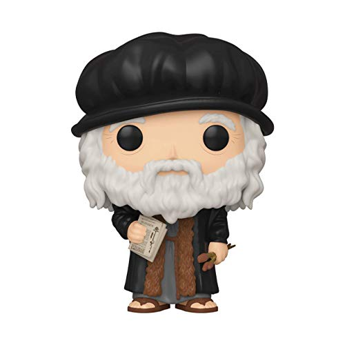 Funko- Pop Artists Leonardo Davinci Collectible Toy, Multicolor (45251)