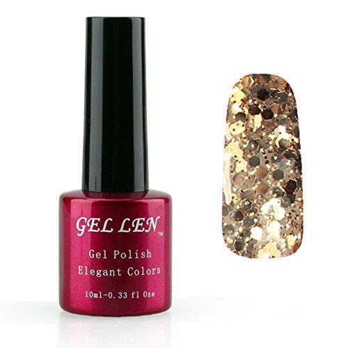 gel polish gels glitter series