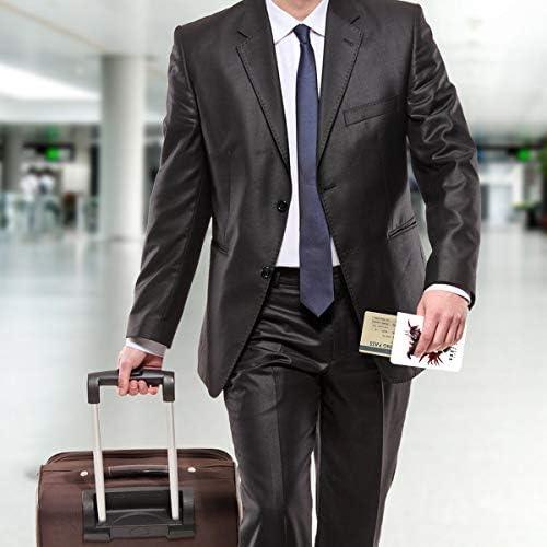 GODZILLA Zero Hour ゴジラ モンスター パスポートケース メンズ レディース パスポートカバー パスポートバッグ 携帯便利 シンプル ポーチ 5.5インチ PUレザー スキミング防止 安全な海外旅行用 小型 軽便