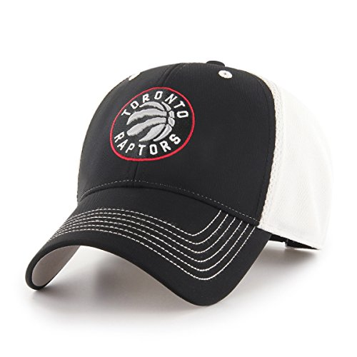 NBA Toronto Raptors Sling OTS All-Star MVP Adjustable Hat, Black, One Size, NA