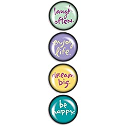 iPOP Kathy Davis Write Words II Clicks Magnet Set (4 Pack)