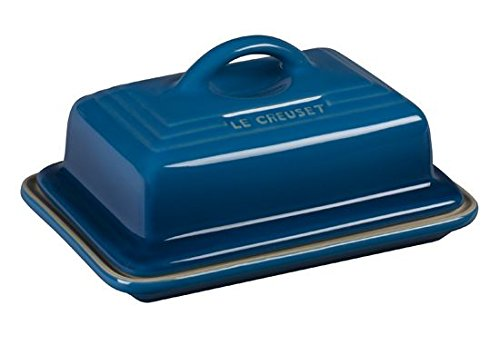 Le Creuset Heritage Stoneware Butter Dish, Marseille