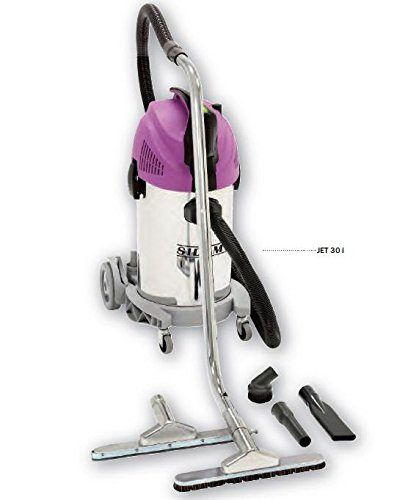 PRO Bagless Upright Vacuum Cleaner Stainless Steel Tank Water and Dust jet30i Sidamo