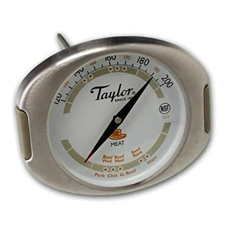 Taylor 502 Connoisseur Line Meat Thermometer