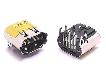 Lot of DC POWER CHARGING PORT JACK PLUG SOCKET FOR HP Pavilion ZD8000 NX9600