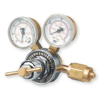RHP Series High Inlet/High Delivery Pressure Regulators - we rhp-2-4 regulator by Western Enterprises