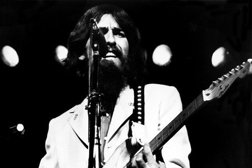 George Harrison Poster - George Harrison Concert For Bangledesh 11x17 Mini Poster