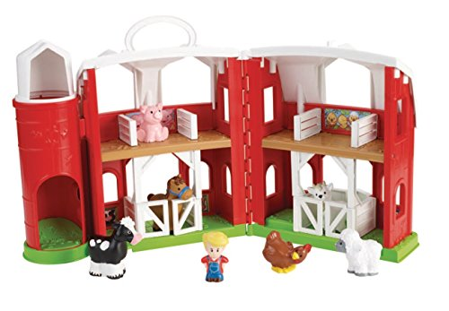 fisher price barn toy - 8