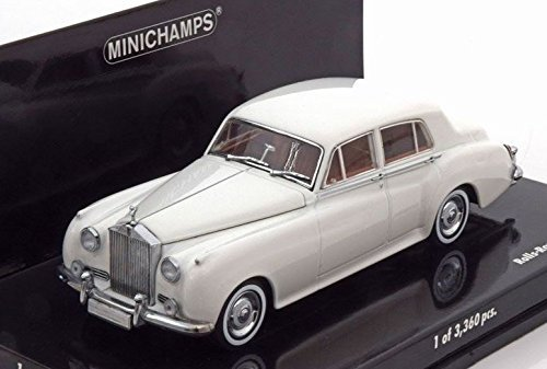 1960 Rolls Royce Silver Cloud II Model Car in 1:43 Scale by Minichamps (Rolls Royce Model compare prices)
