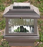 Polaris Solar Deck Light - Bronze (3 1/2