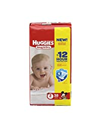 Huggies Snug & Dry Diapers, Size 2, 38 Count(Packaging May Vary) BOBEBE Online Baby Store From New York to Miami and Los Angeles
