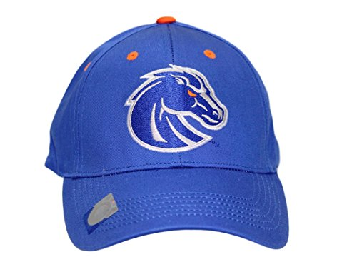 Boise State Football Gear (Captivating Headgear Men's Champ Fashion Boise State Broncos Embroidered Cap)