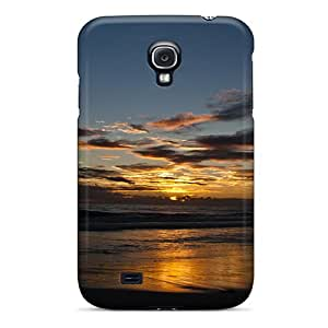 For UPTHqeI594eGejw Mullaloo Sunset Protective Case Cover Skin/galaxy S4 Case Cover
