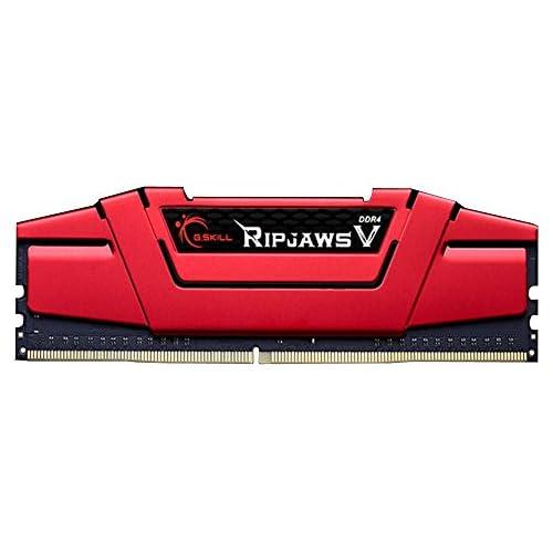 chollos oferta descuentos barato G Skill F4 3000C15Q 64GVR Memoria D4 3000 64GB C15 Ripv K4 4x 16GB 1 35 Ripjawsv Color Rojo