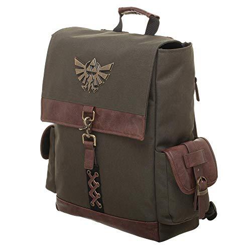 [해외]젤다 트라이포스 스퀘어 백팩의 전설 / The Legend of Zelda Triforce Square Backpack