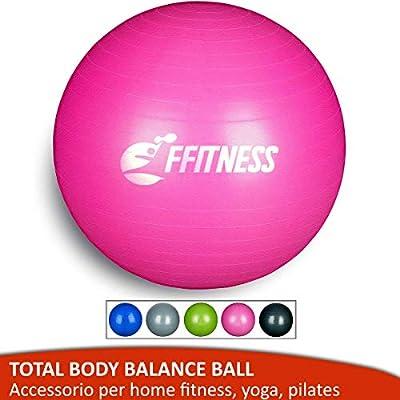 Pelota de Equilibrio Total para Fitness (55 a 95 cm de diámetro ...