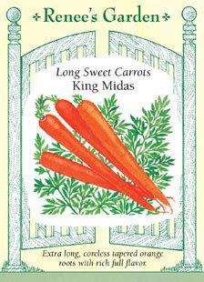 carrot-king-midas-seeds