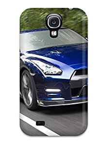 AKribov12084Zkpue Cynthaskey Awesome Case Cover Compatible With Galaxy S4 - Nissan Gt-r 435345