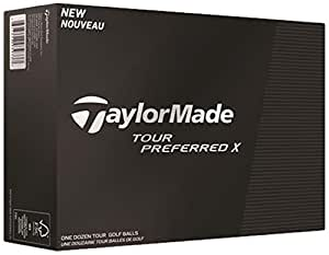 TaylorMade Tour Preferred X Golf Balls (1 Dozen)