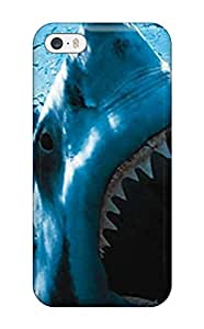 New Diy Design Baring Teeth For Iphone 5/5s Cases Comfortable For Lovers And Friends For Christmas Gifts