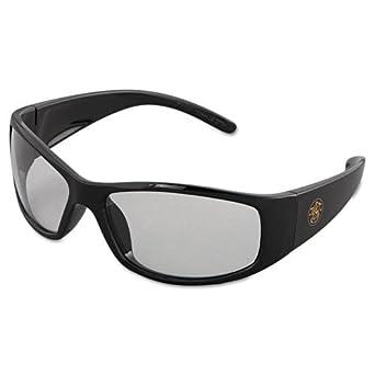 36e42663719c Jackson 3016312 Smith   Wesson Elite Safety Glasses Black Frame Clear Lens  Anti Fog