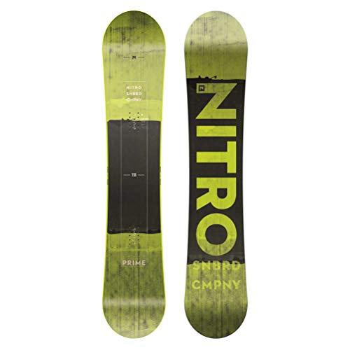Nitro Prime Toxic Snowboard - 158cm