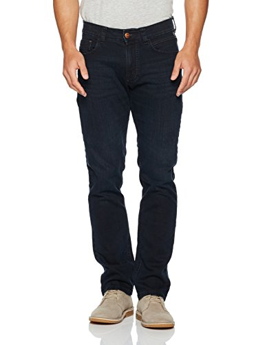Jeans 43 Blu Uomo black Straight Camel Active blue Used RIqt5q8wx