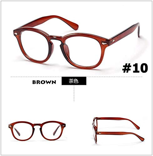 Amazon.com: Gafas de sol de la mejor calidad, estilo Johnny ...