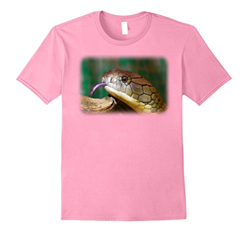 Mens Snake-Men Women Kids T Shirt 3XL Pink