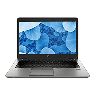 HP Laptop ELITEBOOK 840 G2 Intel Core i7-5600u 2.60GHz 8GB DDR3 Ram 500GB HDD Webcam Win 10 Pro (Renewed)