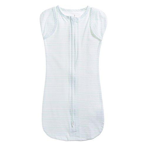 Multi Stripe Single (Aden by Aden + Anais Snug Swaddle, 100% Cotton, Single, Newborn, 5-12 lbs 0–3 Months, Thin Stripe)