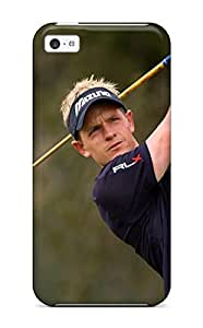 Sanp On Case Cover Protector For Iphone 5c (luke Donald ) hjbrhga1544